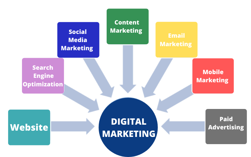 Digital marketing channels for ecommerce businesses, Andava Digital Marketing Agency