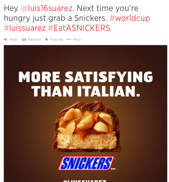 snickers newjacking