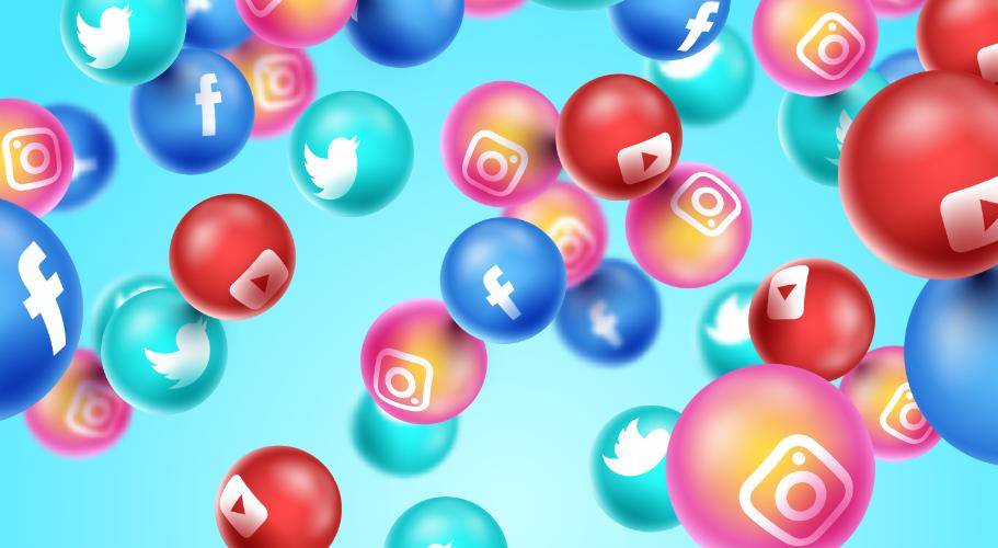 data in social media marketing