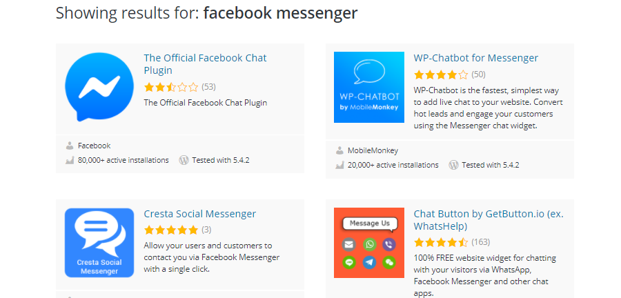 facebook messenger marketing